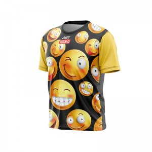 MEN T-SHIRT  EMOTKI