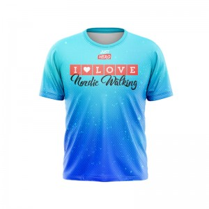 MEN T-SHIRT LOVE NORDIC W