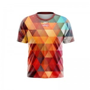 MEN T-SHIRT MULTICOLOR