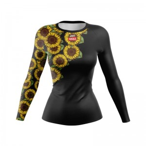 LONGSLEEVE  SUNFLOWERS