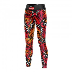 LEGGINSY WS BUTTERFLY HOT