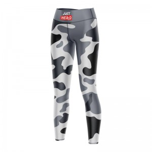 LEGGINSY LONG MORO GREY
