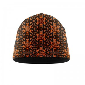 CZAPKA AZTEC ORANGE