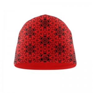 CZAPKA AZTEC RED