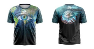 MEN T-SHIRT  EARTH
