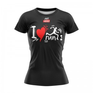 WOMEN T-SHIRT CLASSIC RUN