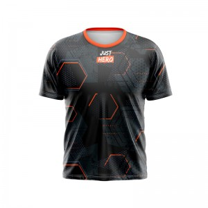 MEN T-SHIRT HEXAGON