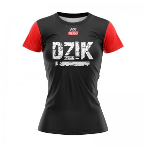 WOMEN T-SHIRT DZIKI DZIK