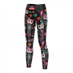 LEGGINSY LONG MUERTE CATS