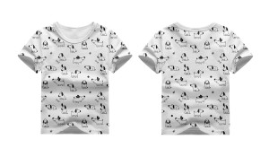 KIDS T-SHIRT DOGS