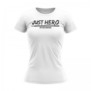 T-SHIRT  JUST HERO