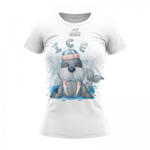 T-SHIRT DAMSKI ICE