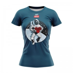 T-SHIRT DAMSKI SPACE LOVE