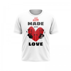MEN T-SHIRT MADE LOVE