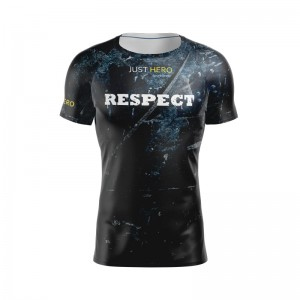 RASHGUARD MEN RESPECT