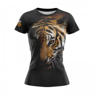 (TDKR) T-SHIRT DAMSKI  I AM A TIGER