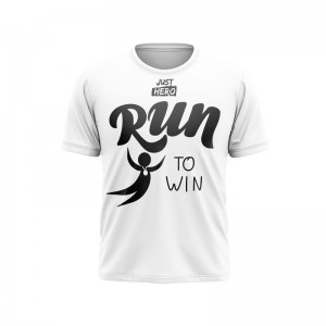 MEN T-SHIRT TECHNICZNY RUN TO WIN